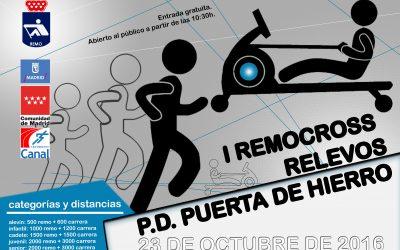 I REMOCROSS RELEVOS PUERTA DE HIERRO
