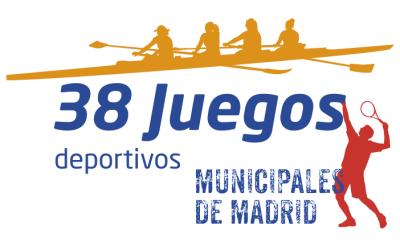 Final de los XXXVIII Juegos Deportivos Municipales