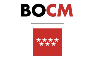 Convocatoria 2018 ayudas a deportistas de la Comunidad de Madrid