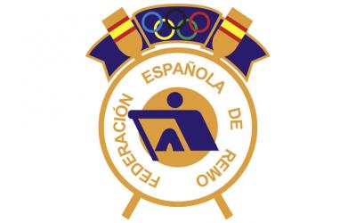 Nota informativa calendario oficial 2020 de la Federación Española de Remo