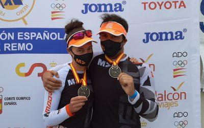 Medalla de Oro en el Campeonato de España de Remo Olímpico